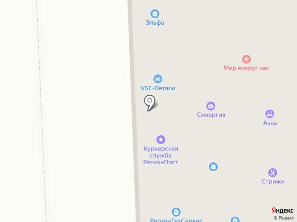 Lavsky на карте Нижневартовска