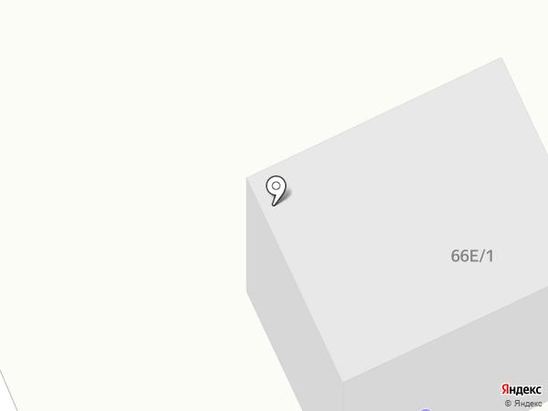 Рубин на карте Нижневартовска