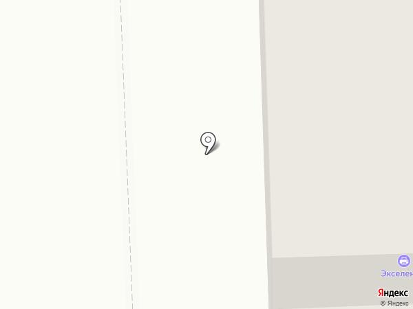 Экселент-Н на карте Нижневартовска