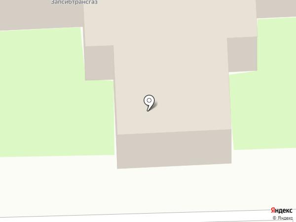 Платежный терминал, Газпромбанк на карте Нижневартовска