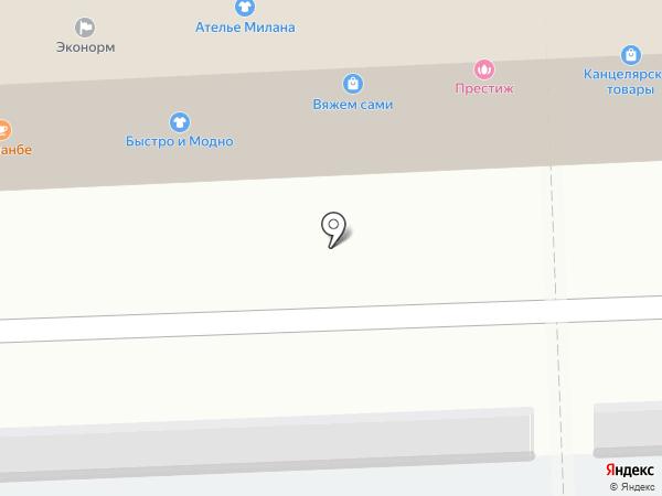 ТехноПлат на карте Нижневартовска