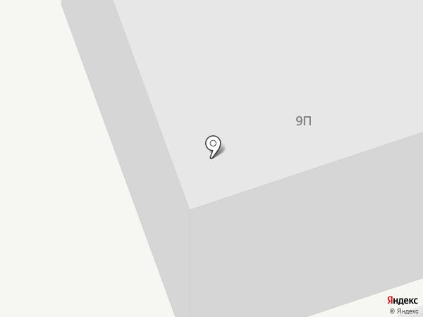 Техстройконтракт-Сервис на карте Нижневартовска