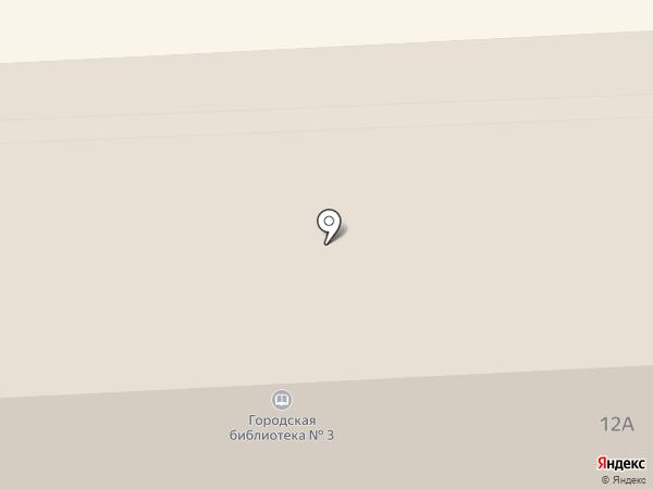 Центр охраны труда Ханты-Мансийского автономного округа-Югры, ЧОУ ДПО на карте Нижневартовска
