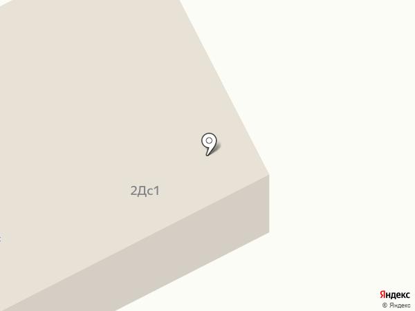 ЖЭУ-27 на карте Нижневартовска