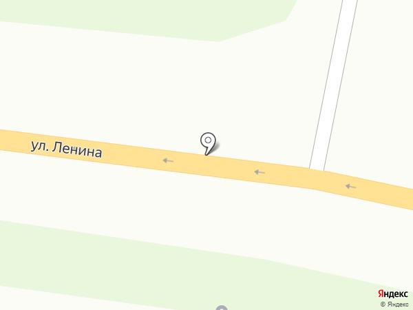Скорая медицинская помощь на карте Нижневартовска