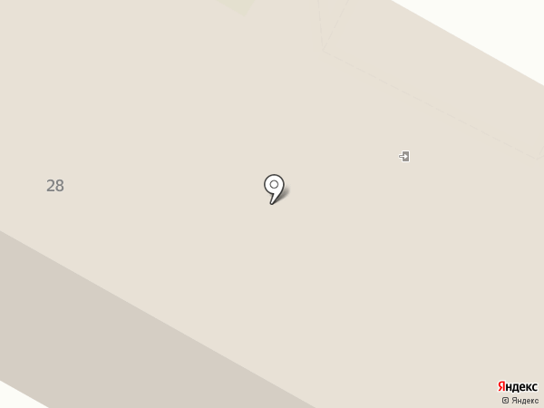 Банкомат, Ханты-Мансийский банк Открытие, ПАО на карте Нижневартовска