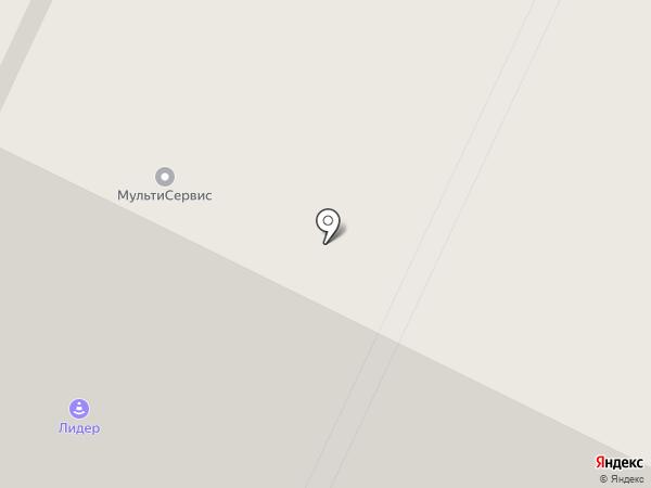 Кедр, ТСЖ на карте Нижневартовска