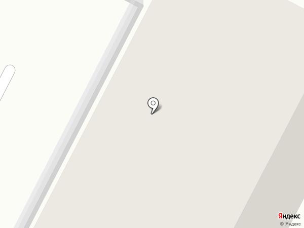 Радуга на карте Нижневартовска