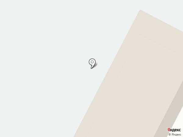 Росич на карте Нижневартовска