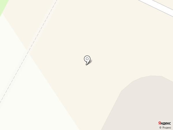 Участковый пункт полиции на карте Нижневартовска