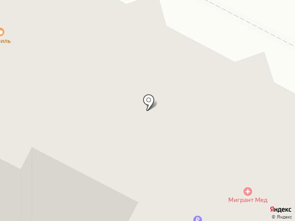 Ремедиум на карте Нижневартовска
