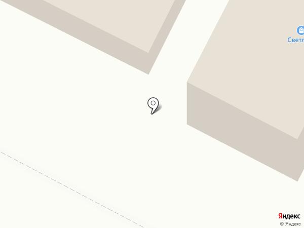 Светлана на карте Нижневартовска