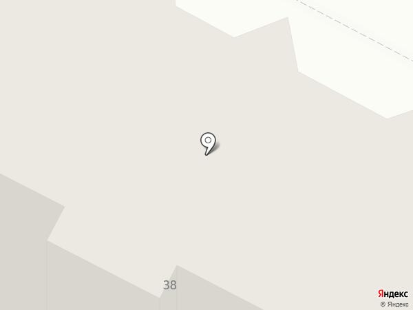 Семь Букетов на карте Нижневартовска