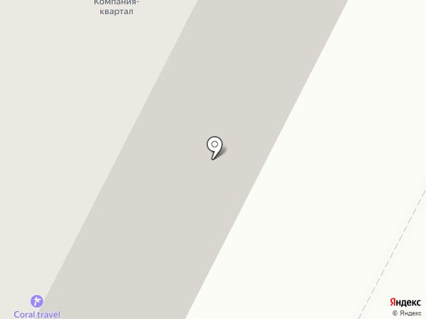 ЯМАЙКА на карте Нижневартовска
