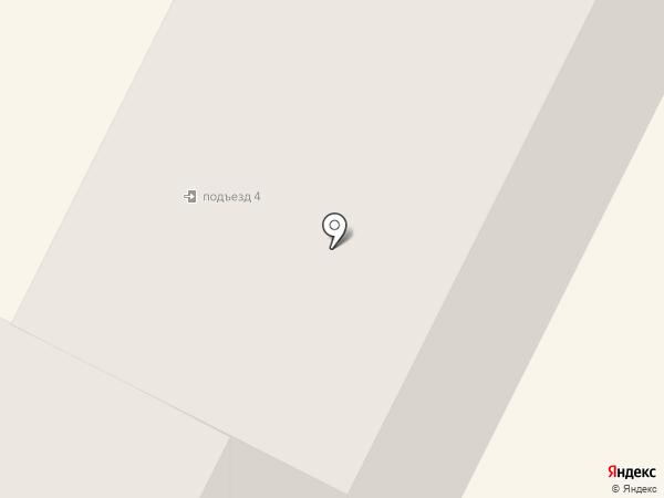 Найя на карте Нижневартовска