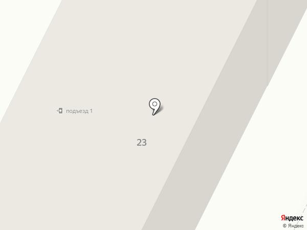 Регион-Сервис, ЧОУ на карте Нижневартовска