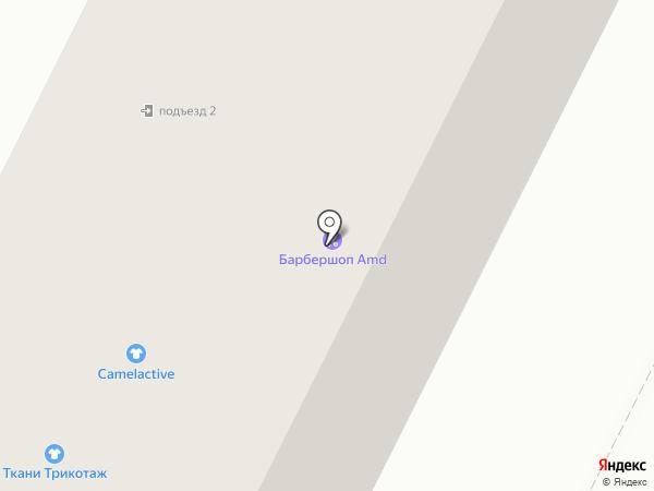 ИНТЕРАВИАСЕРВИС на карте Нижневартовска