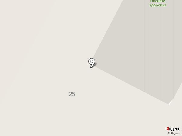 Управляющая компания-Квартал на карте Нижневартовска