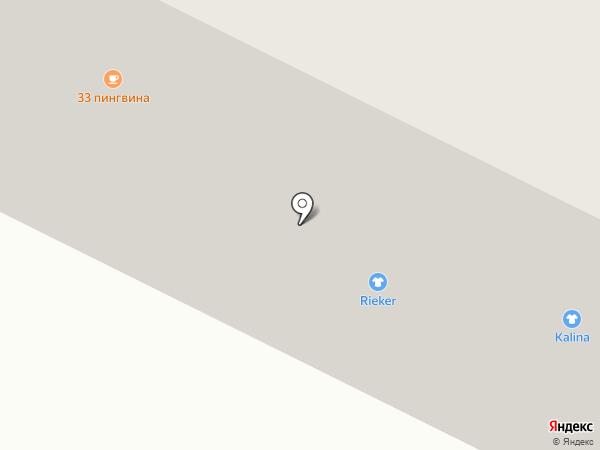 Командор на карте Нижневартовска