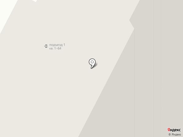 Северная на карте Нижневартовска