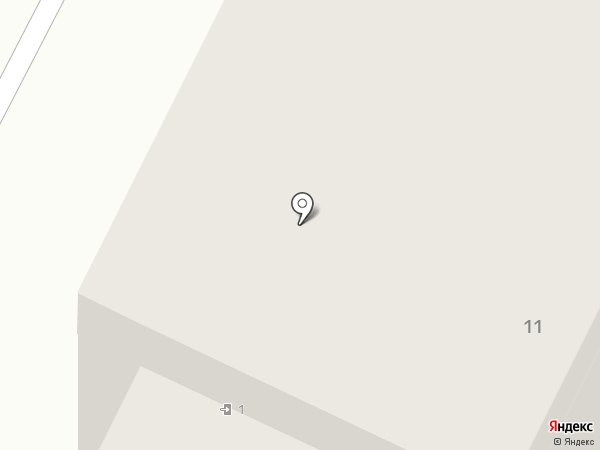Индиго на карте Нижневартовска