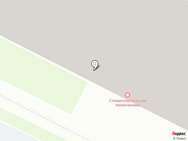 Городская стоматологическая поликлиника на карте Нижневартовска