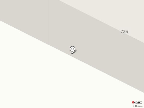 ЖЭУ-7 на карте Нижневартовска