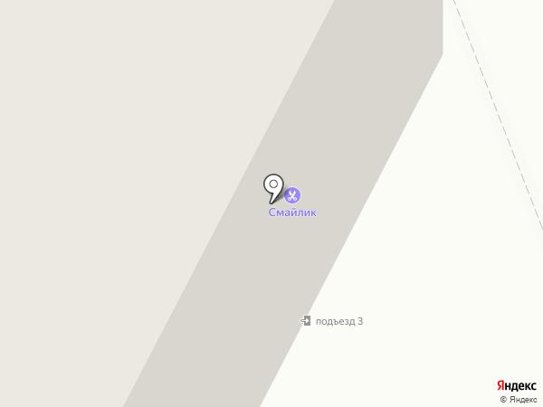 Lash House на карте Нижневартовска