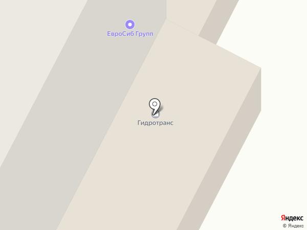 Песчаный мыс на карте Нижневартовска