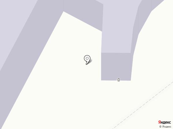 Средняя общеобразовательная школа №13 на карте Нижневартовска