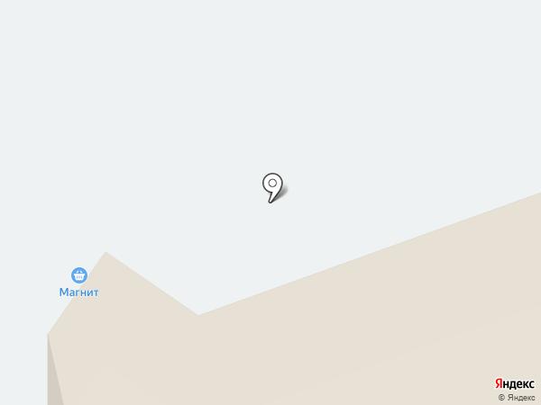 Бурёнка на карте Нижневартовска