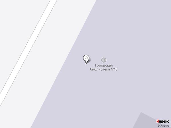 Центр общественного доступа на карте Нижневартовска