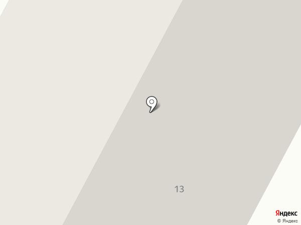 Автопрокат86 на карте Нижневартовска