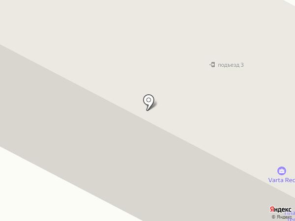 VARTA Rec. на карте Нижневартовска
