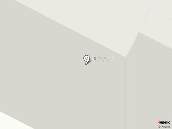 АКАДЕМ-АЙП на карте Нижневартовска