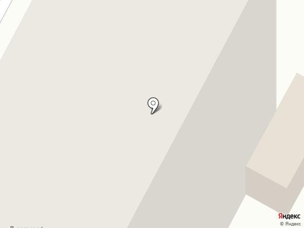 АЛАН на карте Нижневартовска