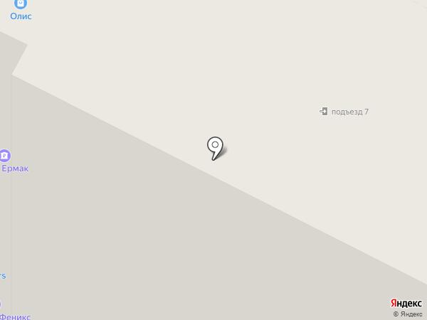 Христианский центр на карте Нижневартовска