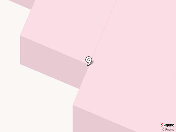 Нижневартовская психоневрологическая больница на карте Нижневартовска