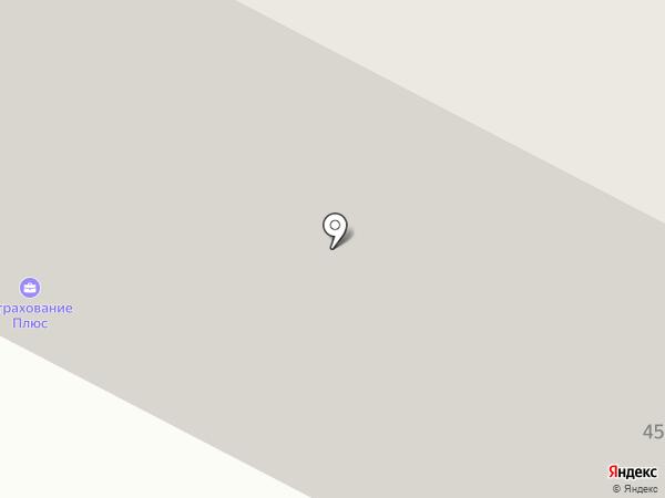 Гейзер на карте Нижневартовска