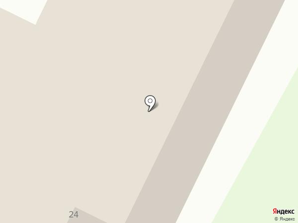 Управление автомобильных дорог на карте Нижневартовска