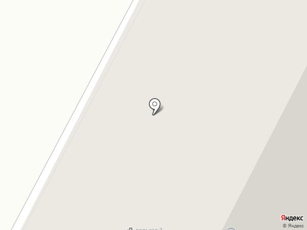 3D_NV на карте Нижневартовска