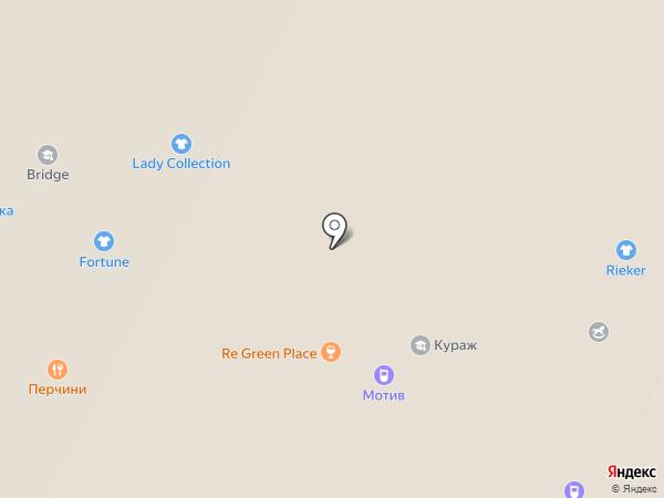 А`mele на карте Нижневартовска