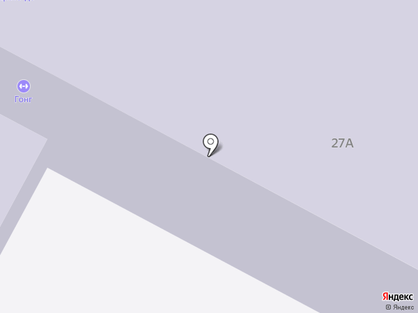 Киокушинкай на карте Нижневартовска
