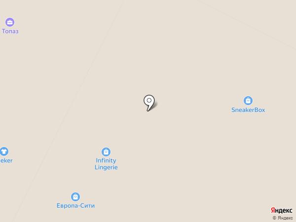 Апрель на карте Нижневартовска