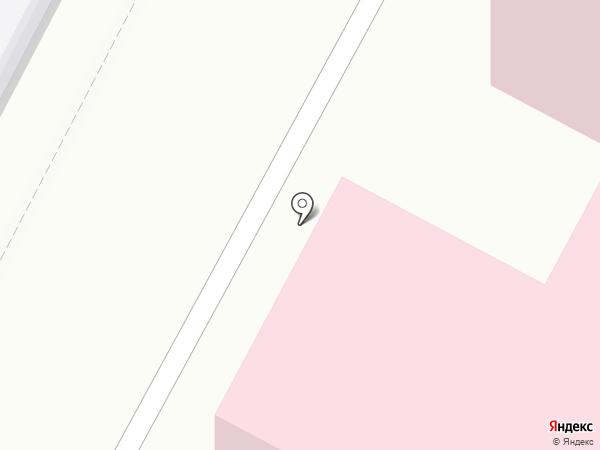 Детская поликлиника №5 на карте Нижневартовска