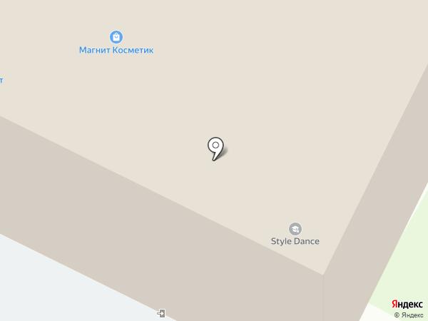Дом торжеств на карте Нижневартовска