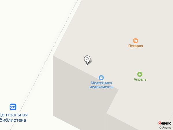 Фирменный магазин на карте Нижневартовска
