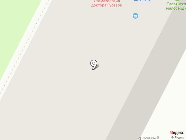 Privet City на карте Нижневартовска