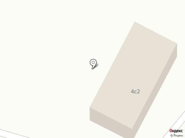 Шиномонтажная мастерская на карте Нижневартовска