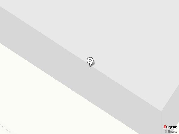 Автотон на карте Нижневартовска